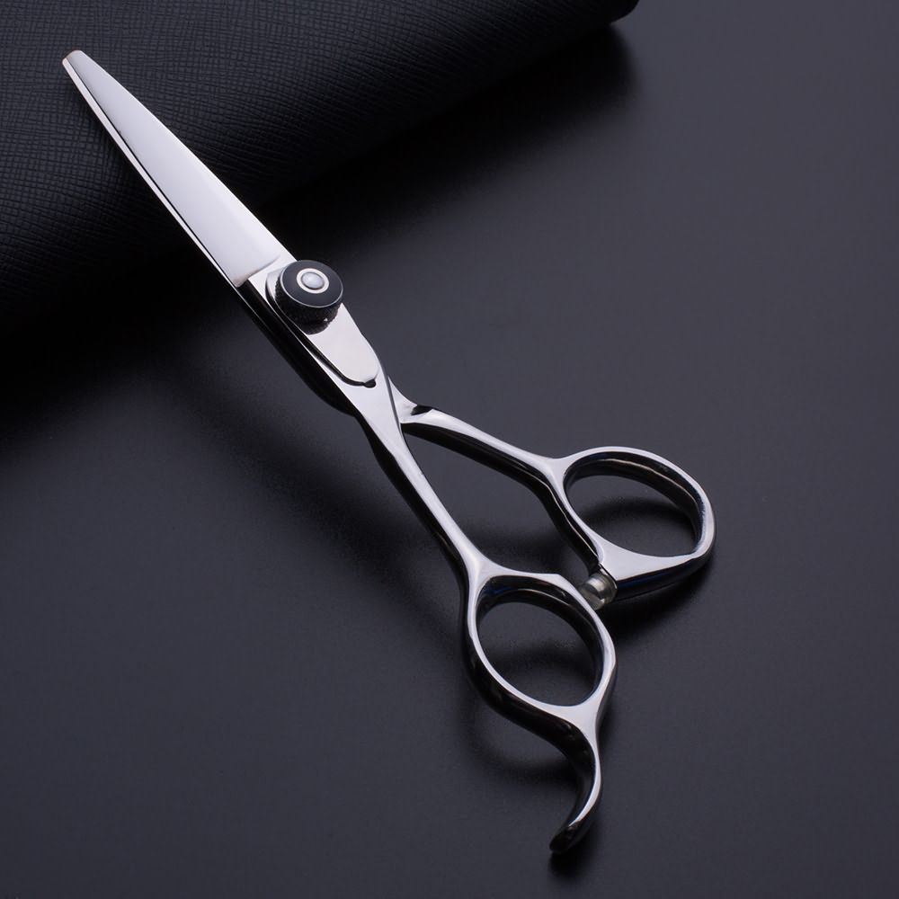 Left hand hairdressing scissors in 5.5 inch