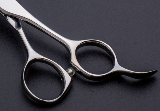 japanese steel professional scissors