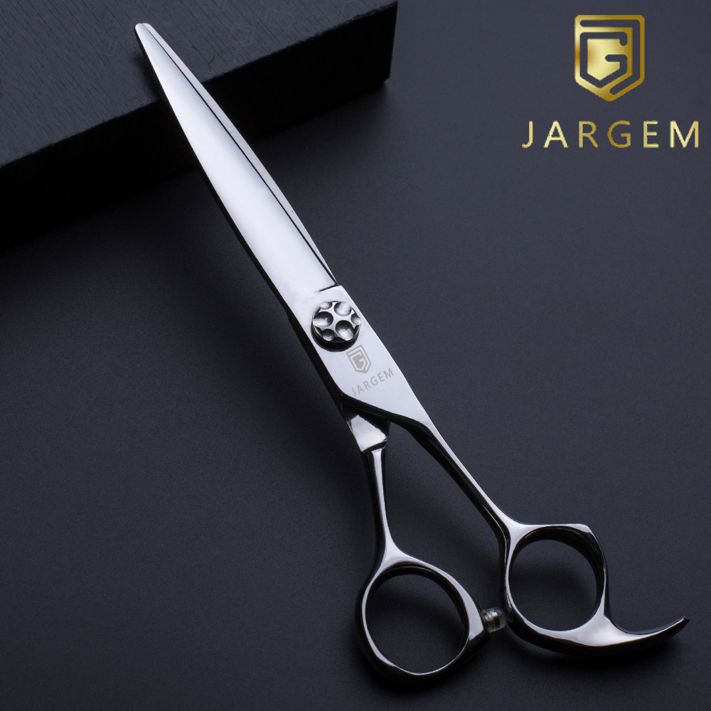 New arrive Japan VG10 sliding cutting hair scissors in 6.5 inch