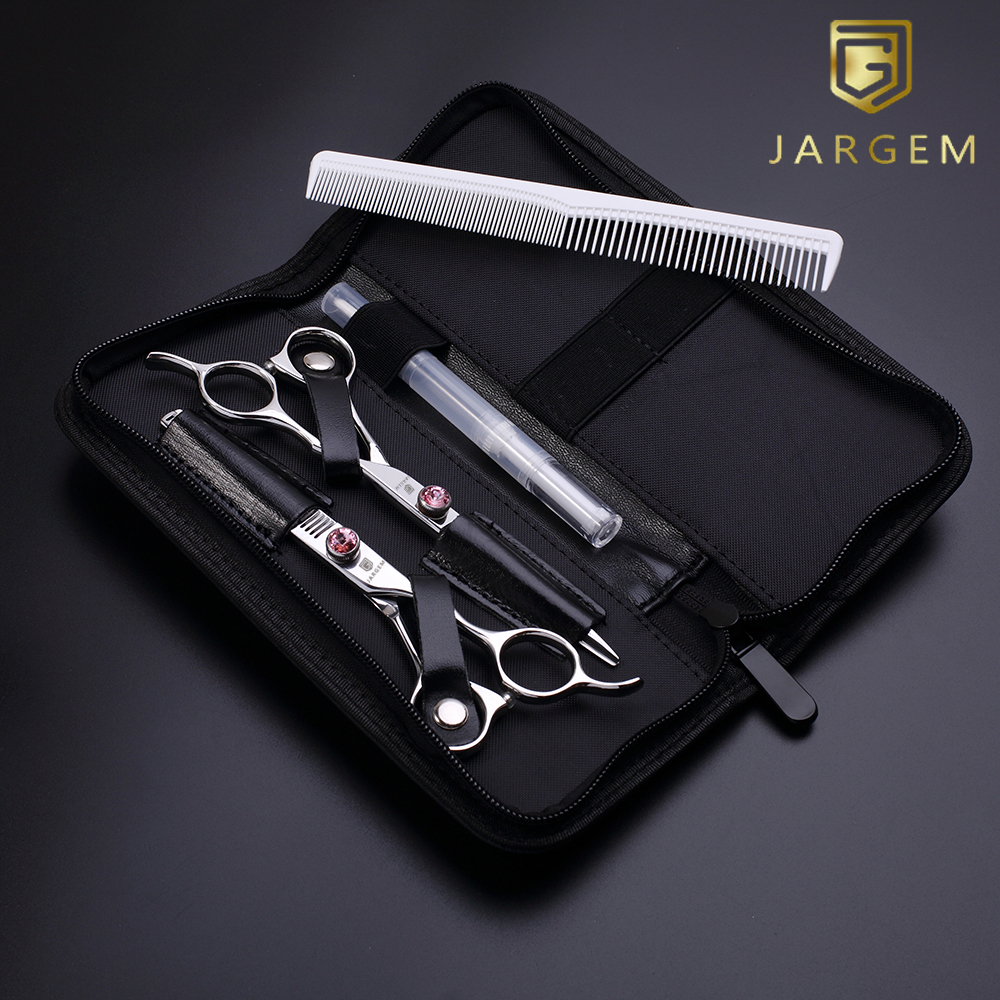 Slim blade design hairdressing scissors in 6.0 inch