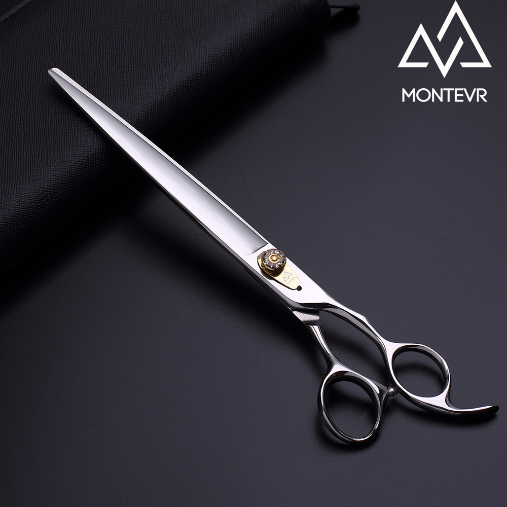 8.5 inch fine cutting performance big size pet grooming shears