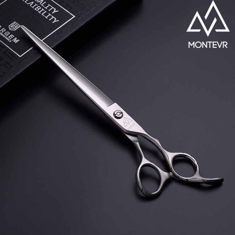 8.0 inch fine cutting performance big size dog scissors