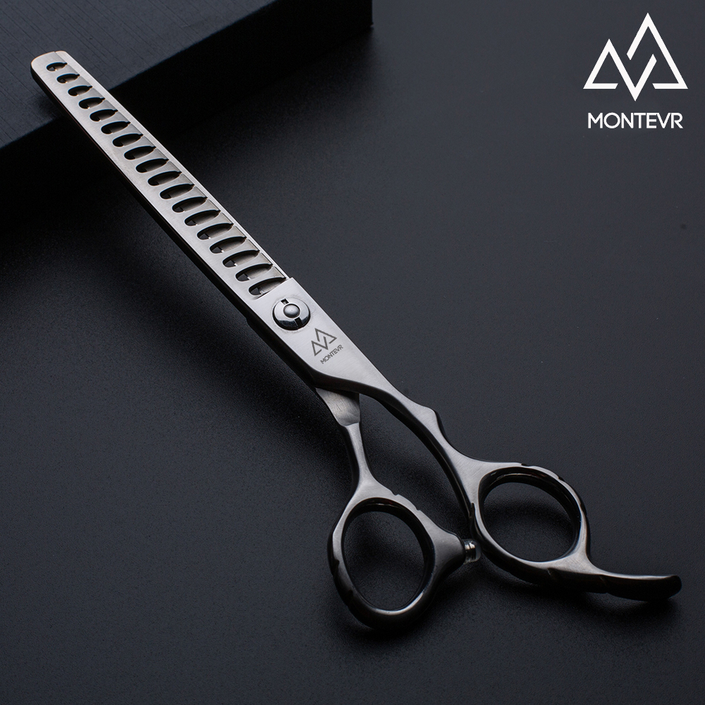 Pet grooming scissors chunky shears for dog